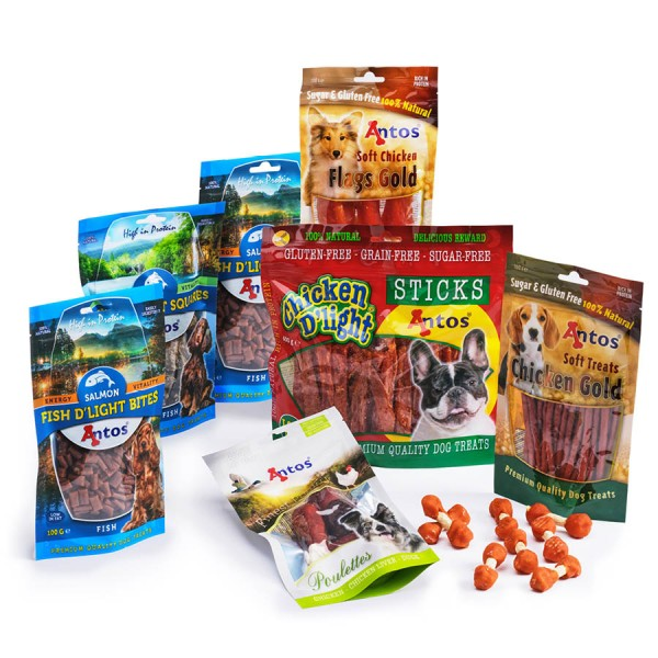 Chicken & Fish Dog Snacks